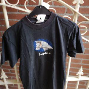 t-shirt maat 140
