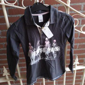fouganza t-shirt maat 133-142