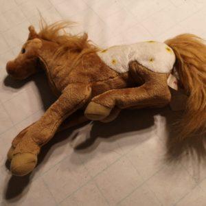paarden knuffel